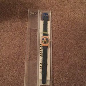 1980's swatch watch